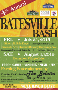 Batesville Sidewalk Sale Days