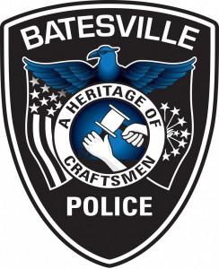Batesville Police Badge