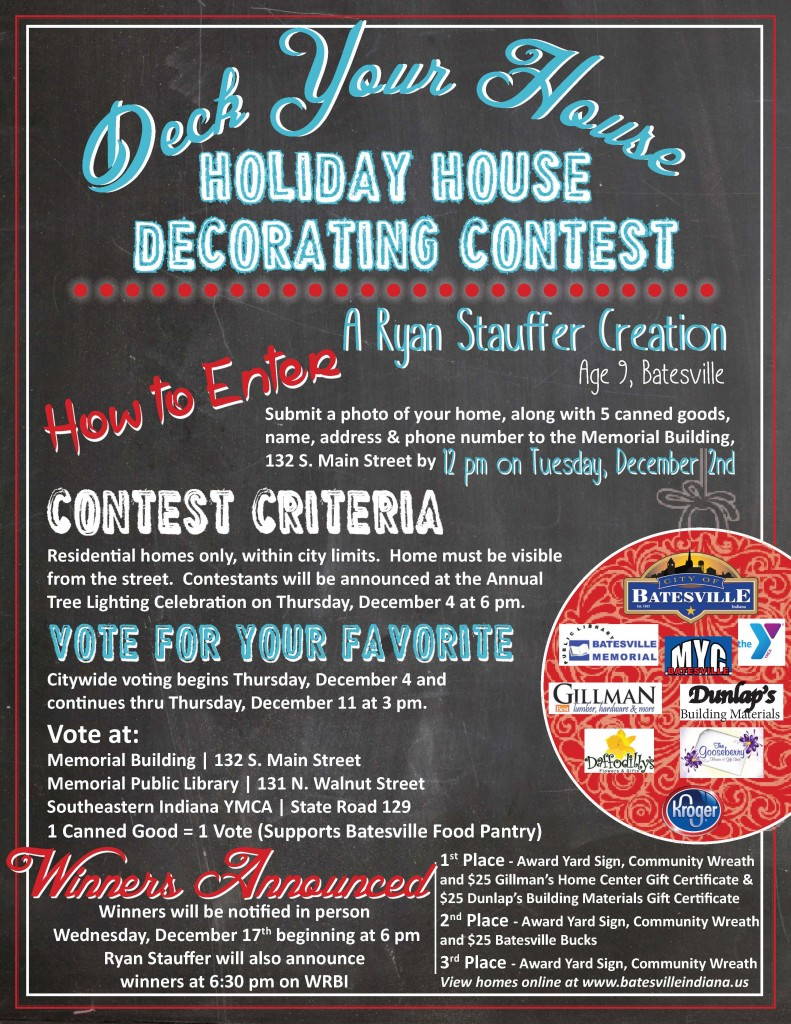 Christmas Door Decorating Contest Flyer  Halloween door decorating contest flyer  sc 1 st  lastlaugh.us & Christmas Door Decorating Contest Flyer: Annual holiday business ... pezcame.com