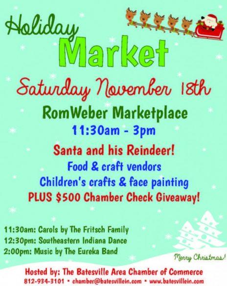 Batesville Chamber Market