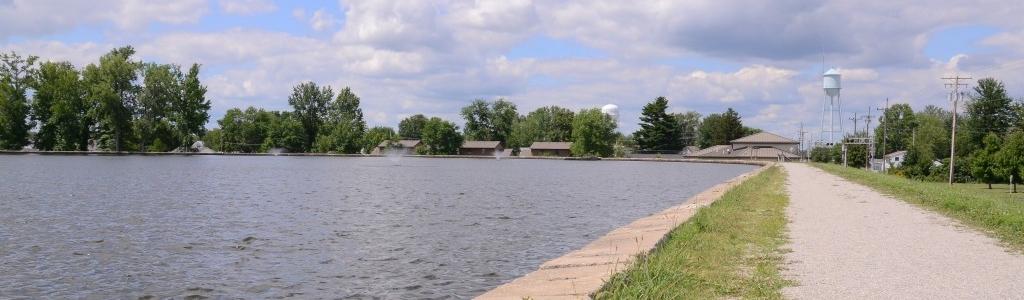 Liberty Park Resevoir