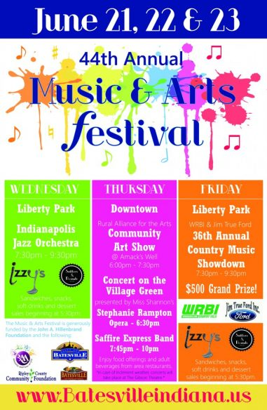 Music & Arts Festival-Concert on the Village Green