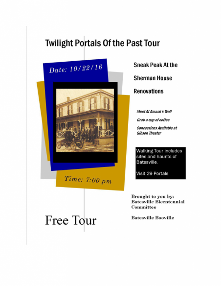 Twilight Portals of the Past Tour