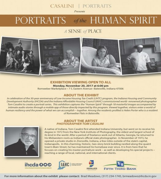 Portraits of the Human Spirit