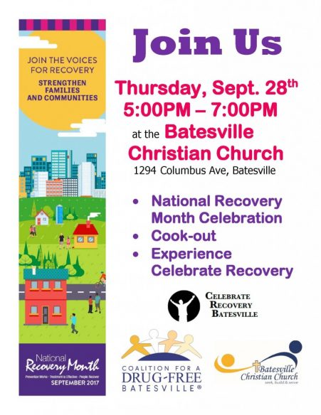 Celebrate Recovery Event