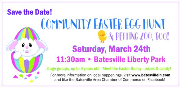 Chamber of Commerce Easter Egg Hunt