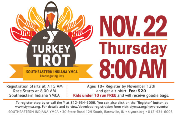 Southeastern Indiana YMCA Turkey Trot