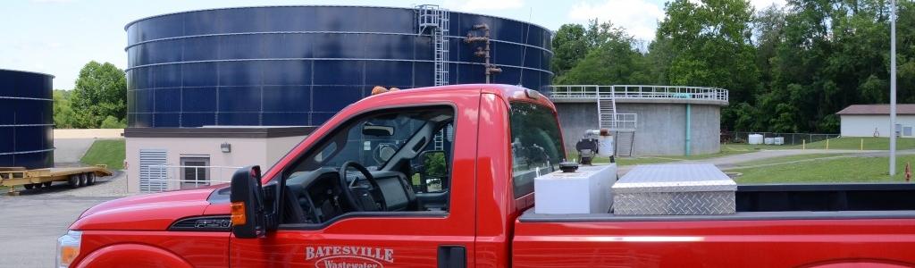 WWTP Truck
