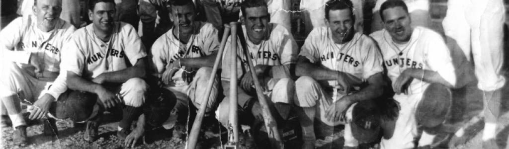 Batesville, Indiana baseball 1949