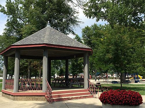 Liberty Park Gazebo