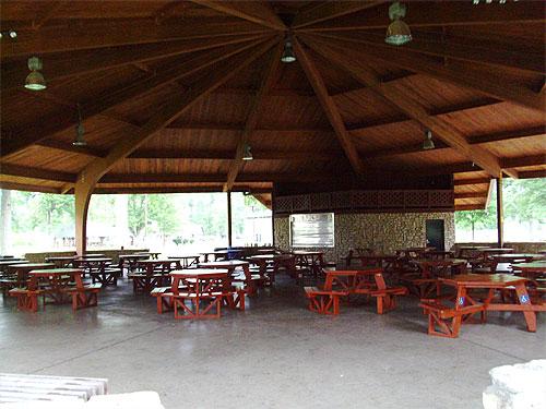 Liberty Park Pavilion