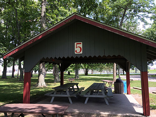 Liberty Park Shelter 5