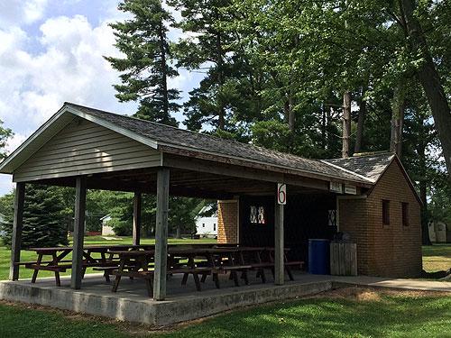 Liberty Park Shelter 6