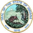 Seal of the State of Indiana